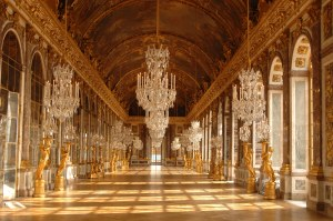 Hall of Mirrors- Versailles Palace
