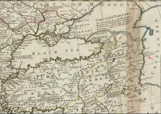 1752_Derbent_detail_map_Turkish_Empire_by_Moll_BPL_17082
