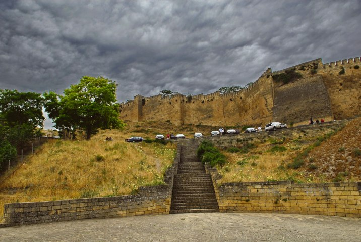 The-Naryn-Kala-citadel-in-Derbent-Russia